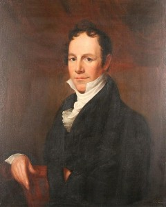 William Dunlap Portrait