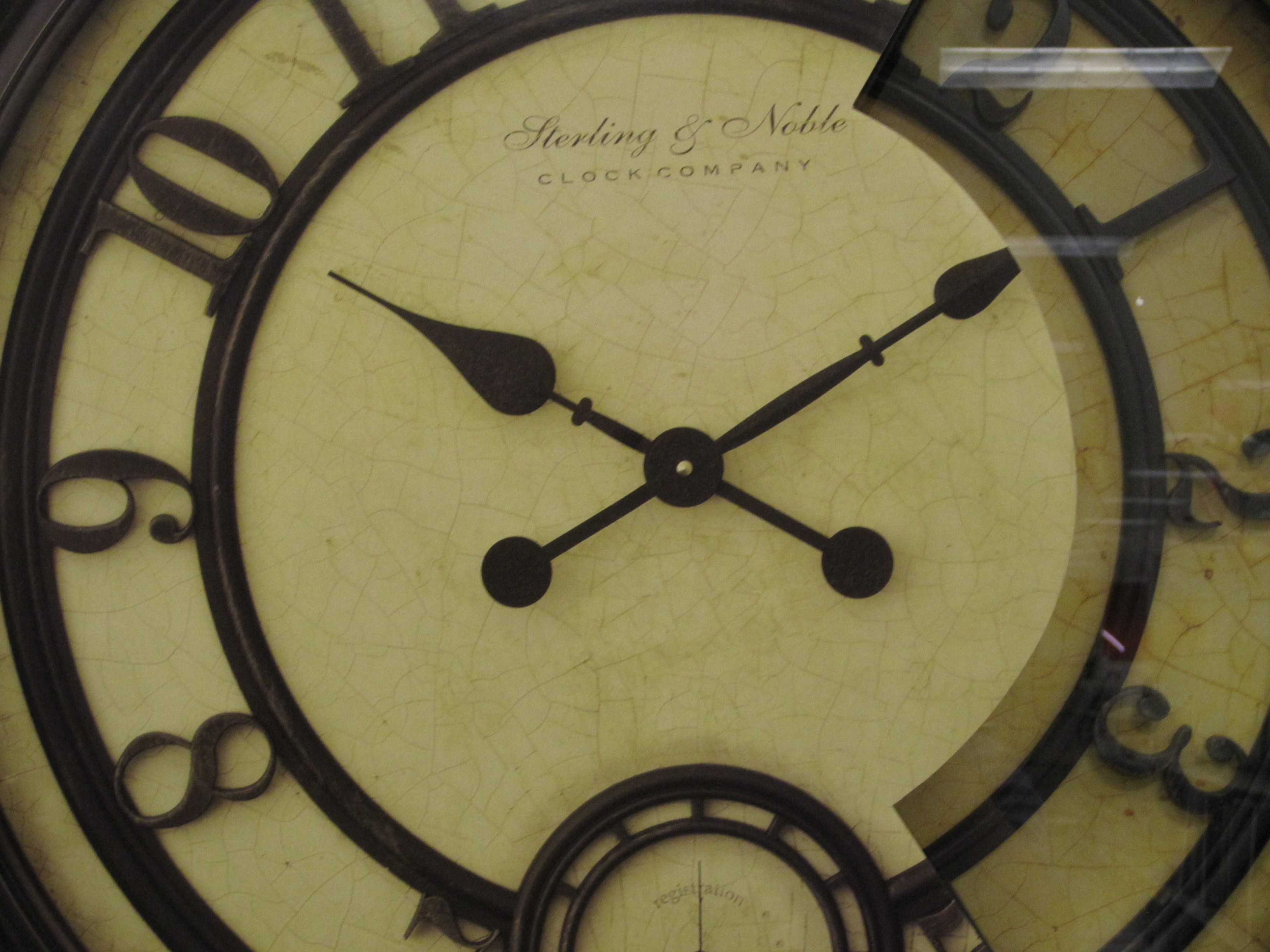 Retailers ring with clocks and cameras urban art and antiques walking amipublicfo Images