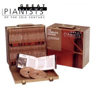 Does the complete set of the Great Pianists of 20th Century (200 CDs) still exist?