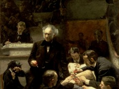 Newly Restored, Eakins's 'The Gross Clinic' to be Centerpiece of Exhibition Shedding New Light on Artist's Original Vision