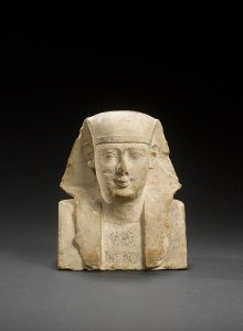 Sculptor's Model Head of A Ptolemy King from Bonhams