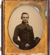 Civil War 'Gallant Pelham' Ambrotype Lost and Found, Ready for Auction in Dallas