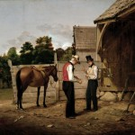 Bargaining for a Horse by William Sidney Mount
