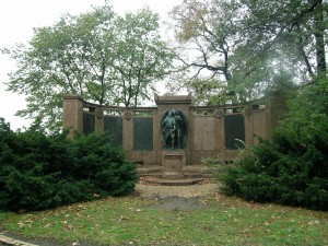 Honor Roll Monument in Prospect Park