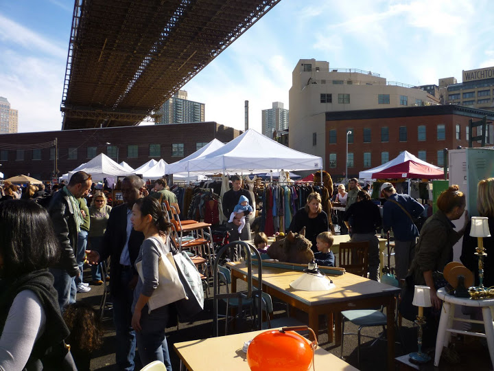 Brooklyn Flea Outdoors
