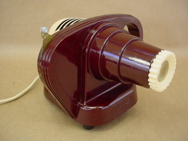 View Master Junior-Beautiful 50s Bakelite Projector