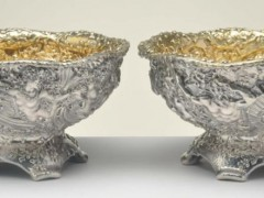 Pairs of Tiffany Silver Excels at Morphy Auctions