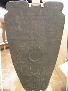 Narmer Palette From Wikipedia Commons