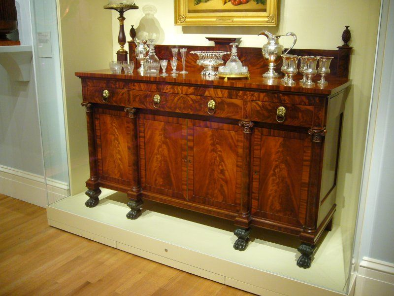 Ben Carson S Sideboard Urban Art Antiques