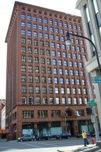 Guaranty Building, Buffalo, Louis Sullivan