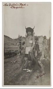 Julia Tuell Collection of Plains Indians Photos