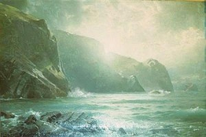 William Trost Richards' Seascape, From New York to Baltimore