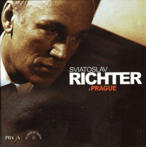 Sviatoslav Richter a Prague, Hard to find CD set