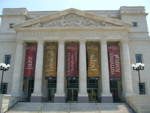 The Schermerhorn, Nashville, David M. Schwarz
