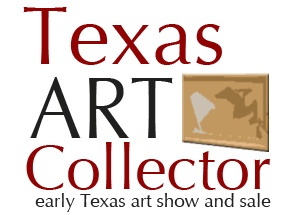 Texas Art Collector Show and Sale of Early Texas Art @ Fort Worth Community Arts Center