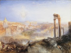 Turner's Campo Vaccino Finds New Home at Getty