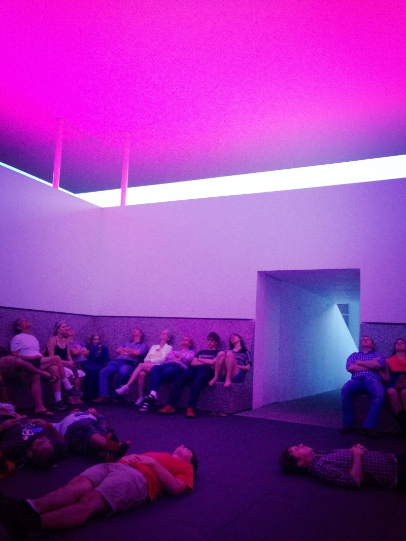 An Ecstasy That Rocks Into A Lullaby James Turrell S